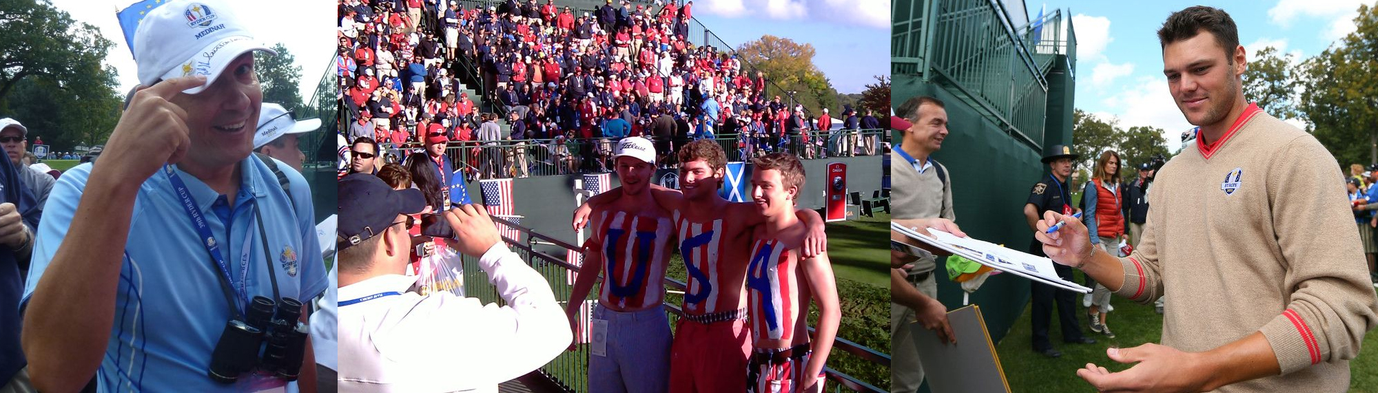 Ryder Cup 2012 - The Miracle of Medinah